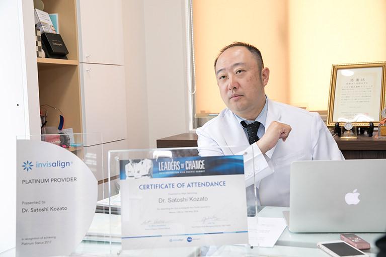 1.知識・経験が豊富な矯正専門医